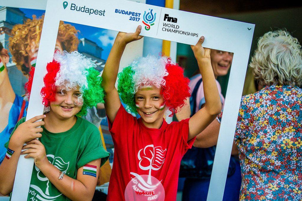 مسابقات ورزش های آبی بوداپست مجارستان