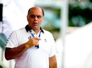 قضاوت نادر غفوری در مسابقات جهانی
