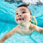 کودکان از چه سنی شنا کنند