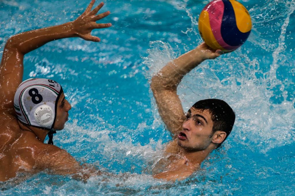 تیم ملی واترپلوی جوانان ایران