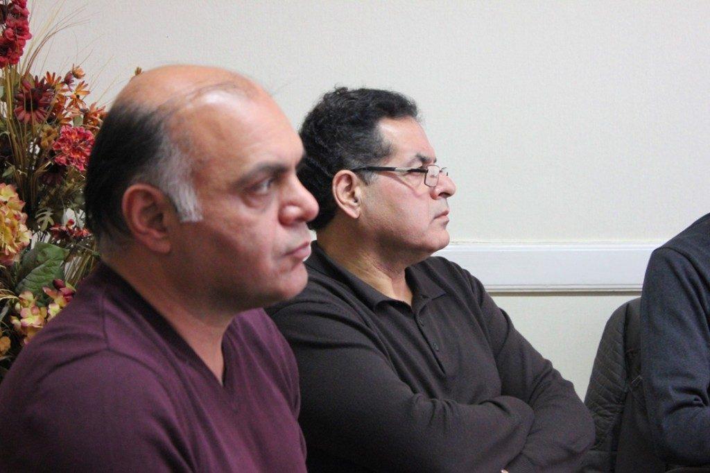 نادر غفوری رئیس کمیته فنی واترپلو