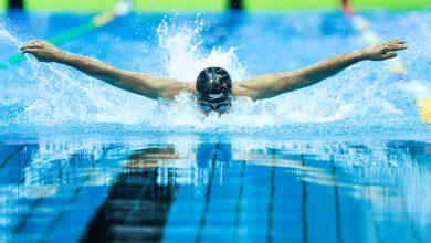 نماینده ایران در مسابقات شنا قهرمانی جهان