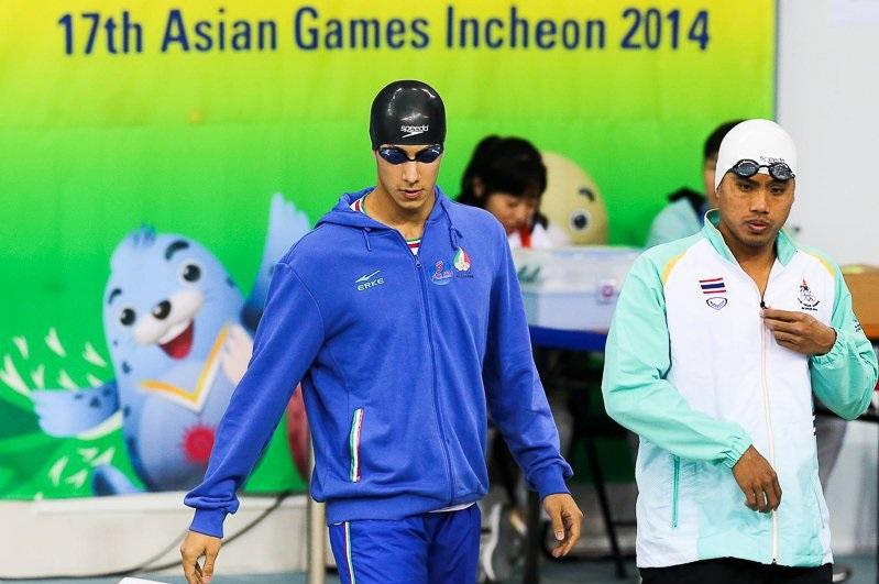مسابقات جهانی شنا