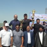 مسابقات شنای آبهای آزاد قهرمانی کشور