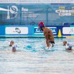تیم ملی واترپلو جوانان ایران در مسابقات جهانی