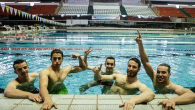 دعوت شناگران به اردوی تیم ملی