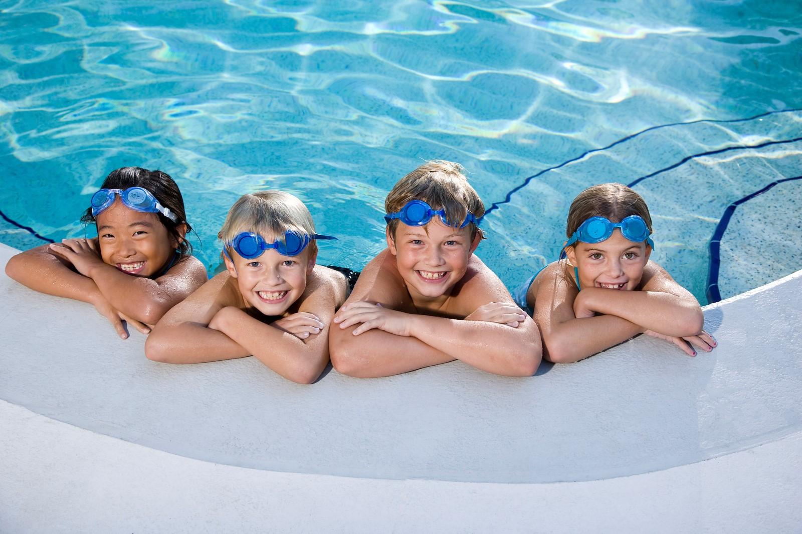 مراقبت های شنا در تابستان