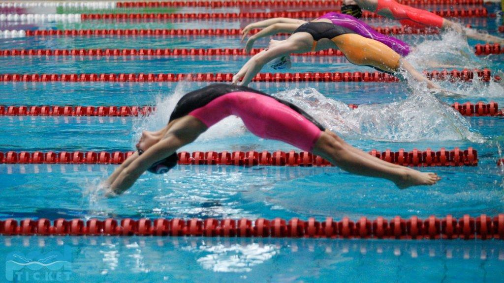 رشته های شنا