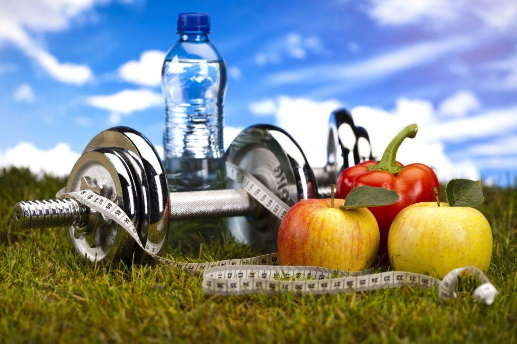 مواد غذیی و ورزش