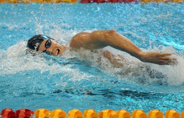 اعزام شناگران جوان ایران