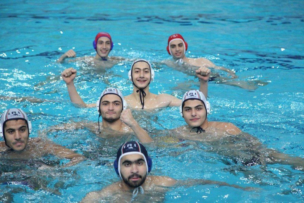 تیم ملی واترپلو ایران