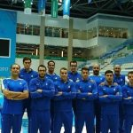 مسابقات آسیایی داخل سالن تیم ملی شنا
