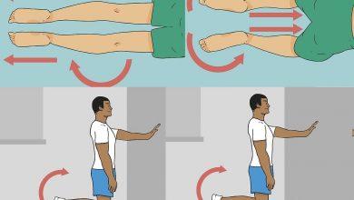 تمرین برای انجام شنا کرال سینه