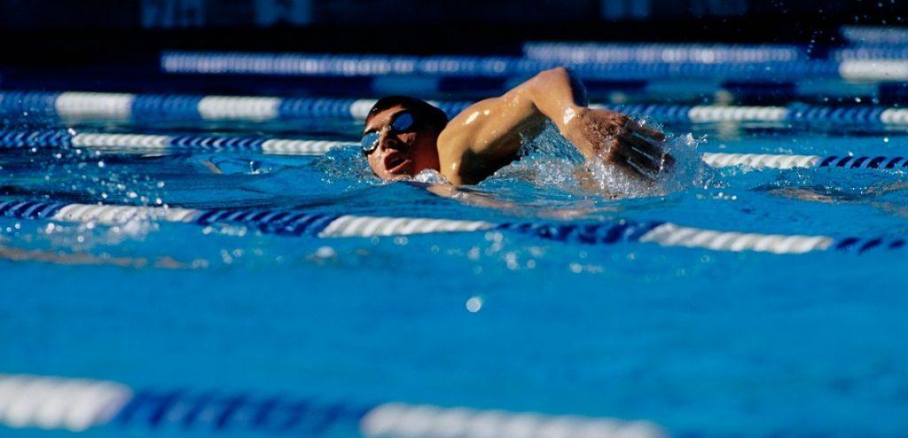 تیم ملی شنا در کاپ جهانی قطر