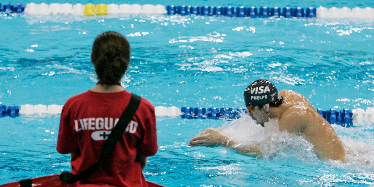 تیم ملی شنا