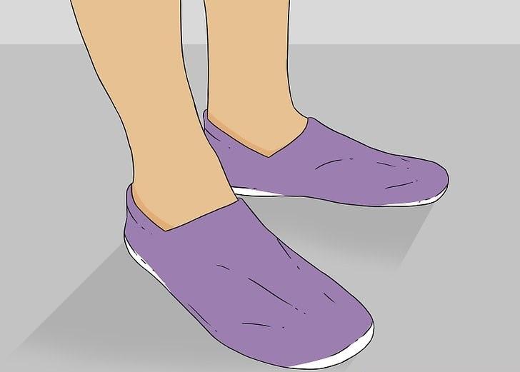 کفش استخر
