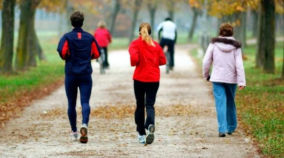 راهکار ورزش در پاییز
