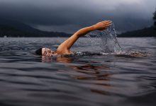 کاهش وزن با شنا