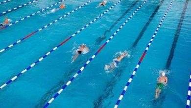 عکس شنا