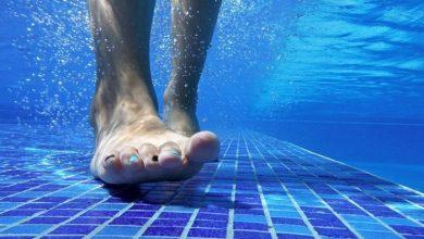 مزایای آب رفتن در آب