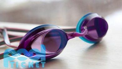 راهنمای استفاده از عینک شنا