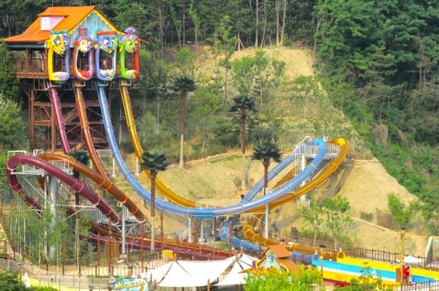 بهترین پارک آبی آسیا