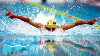 نفس گیری شنای پروانه