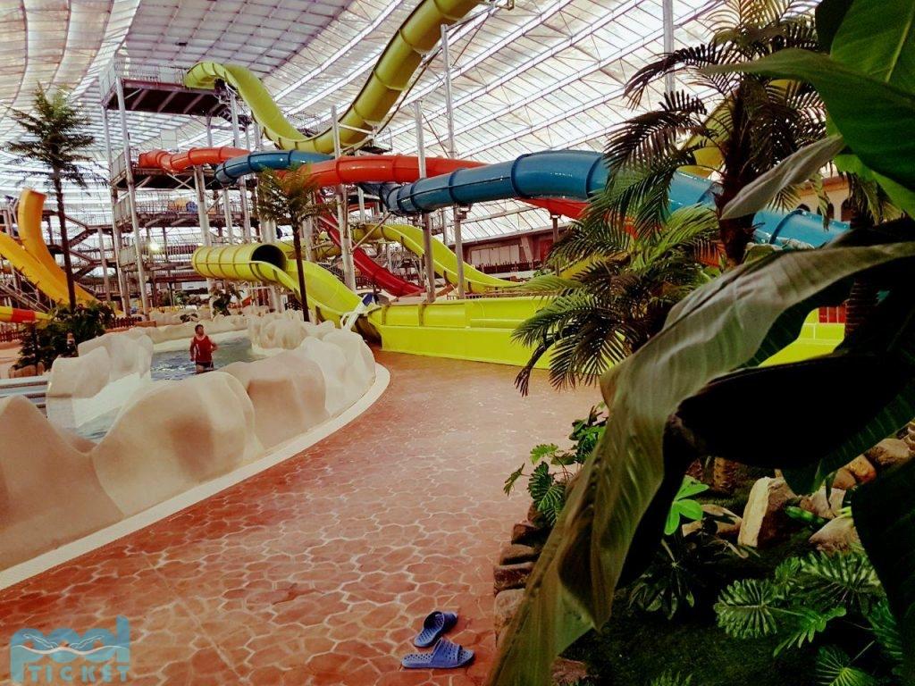 پارک آبی آب و تاب قم