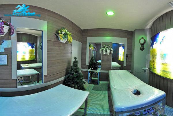 اتاق ماساژ پارک ساحلی آفتاب مشهد