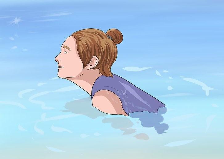 خوابیدن روی آب