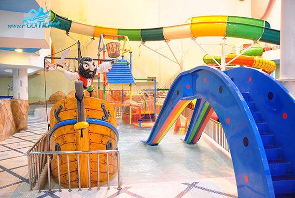 کودکان پارک آبی ایرانیان مشهد