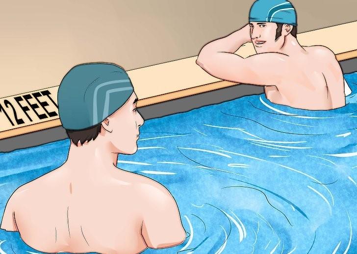 آموزش شنا