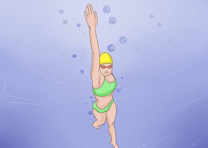 چگونه در مسافت های طولانی شنا کنیم