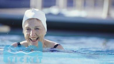 شنا بهترین ورزش در ماه رمضان