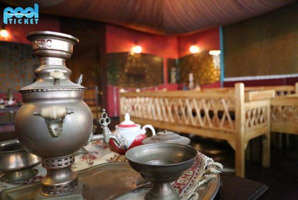 عکس دهکده آبی پارس