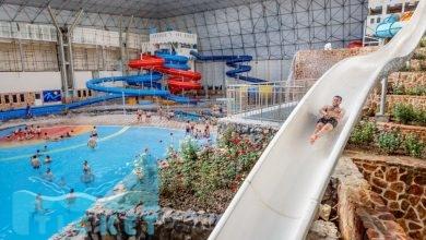 عکس استخر و پارک آبی آبسار اصفهان