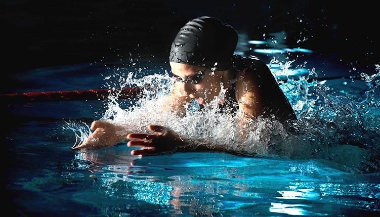 آموزش ویدیویی دست شنا قورباغه