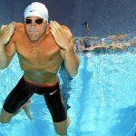 آموزش پای شنا قورباغه
