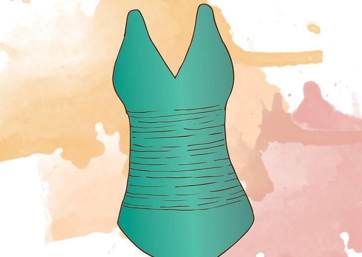 لباس شنای جذاب
