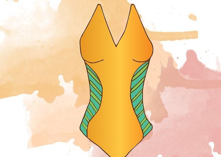 لباس شنای دخترونه