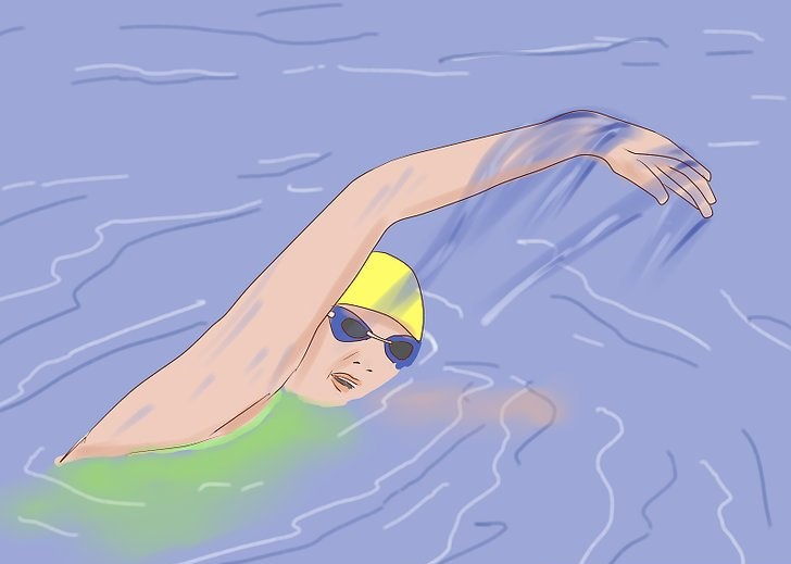 شنای طولانی
